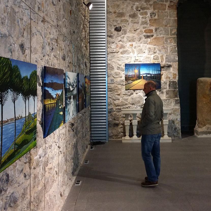 Exposiciones Alberto Macho
